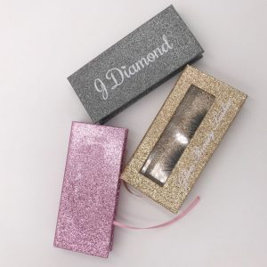 Glamourous Lashes Wholesale 3D Mink Lashes Own Brand Mink Fur Eyelashes High Quality Lovely 3D Mink