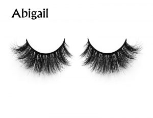 New Styles Hand Made Private Label Real Mink Fur 3D Mink Lashes