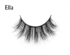 private label 3D real mink lashes mink eyelashes