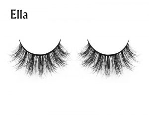 High Quality Private Label 100% Real 3d Mink Lashes