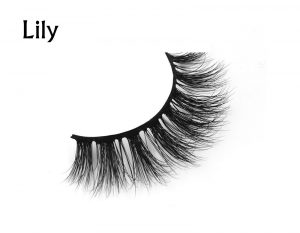 D15 Professional eyelash making by hand real 3d mink lashes