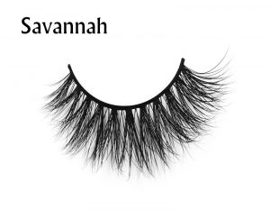 Professional eyelash making by hand real 3d mink lashes