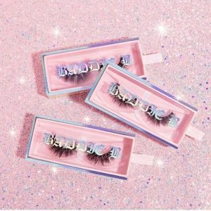 wholesale eyelash packaging vendor