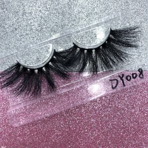 25mm mink lashes lash vendor